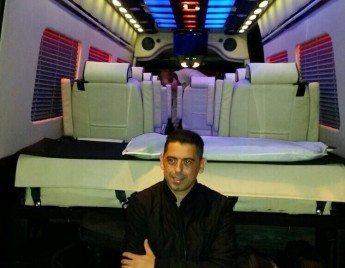 רכב הסעות מפואר | רויאל לימו