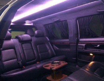 לימוזינה S80 החדשה | רויאל לימו