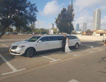 לימוזין לחתונה | רויאל לימו