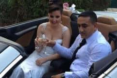 רכב לחתונה